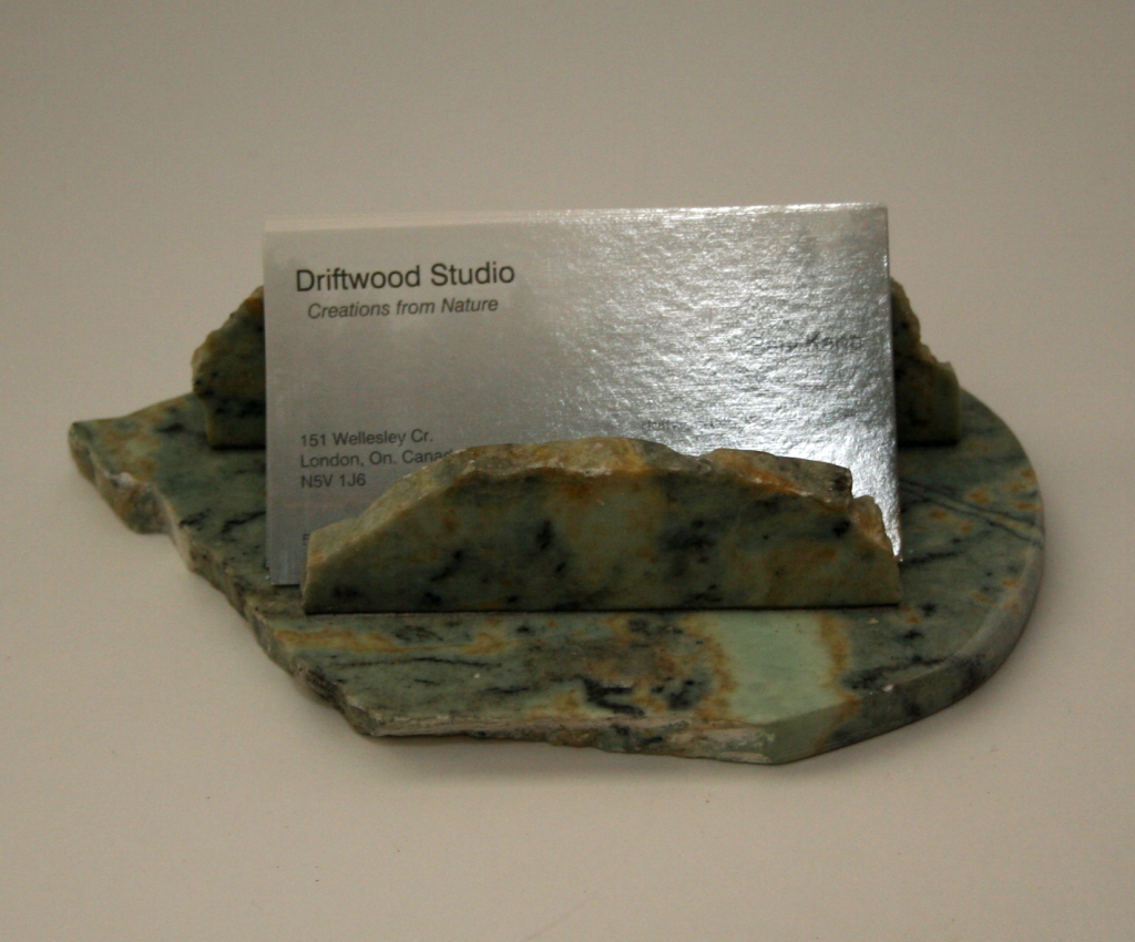 Business Card Holders Clay or Soapstone (NEW)! |